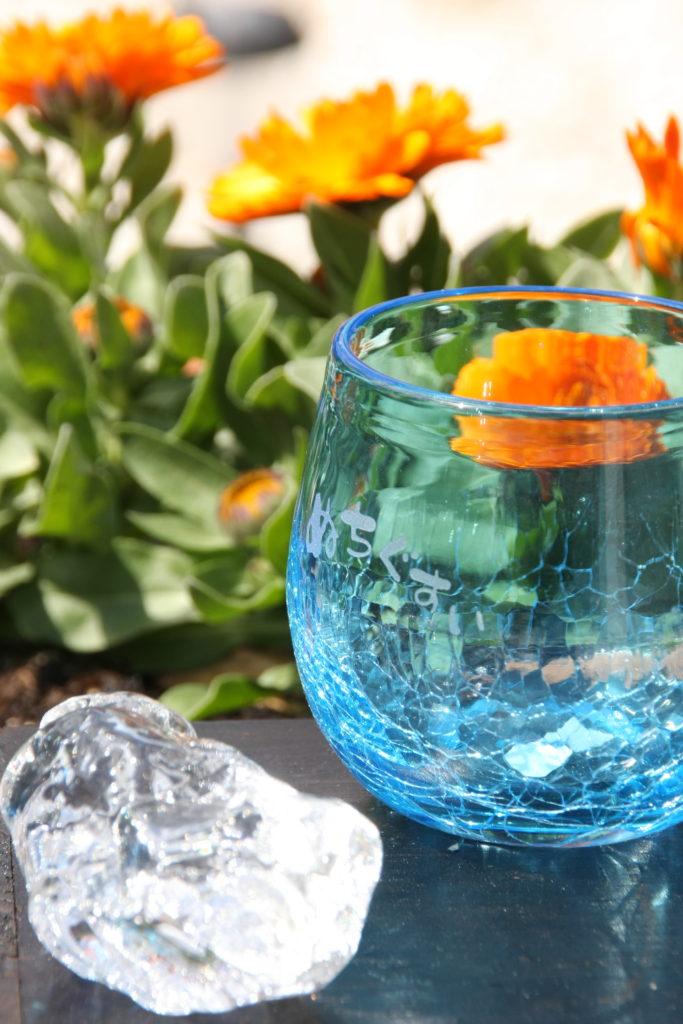 琉球グラス(海色)